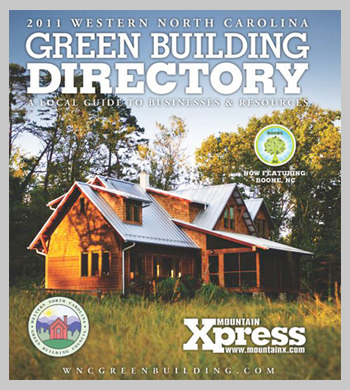 Sage Builders leads the Asheville Green Directory